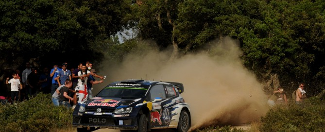 OGIER - INGRASSIA - VW POLO R WRC