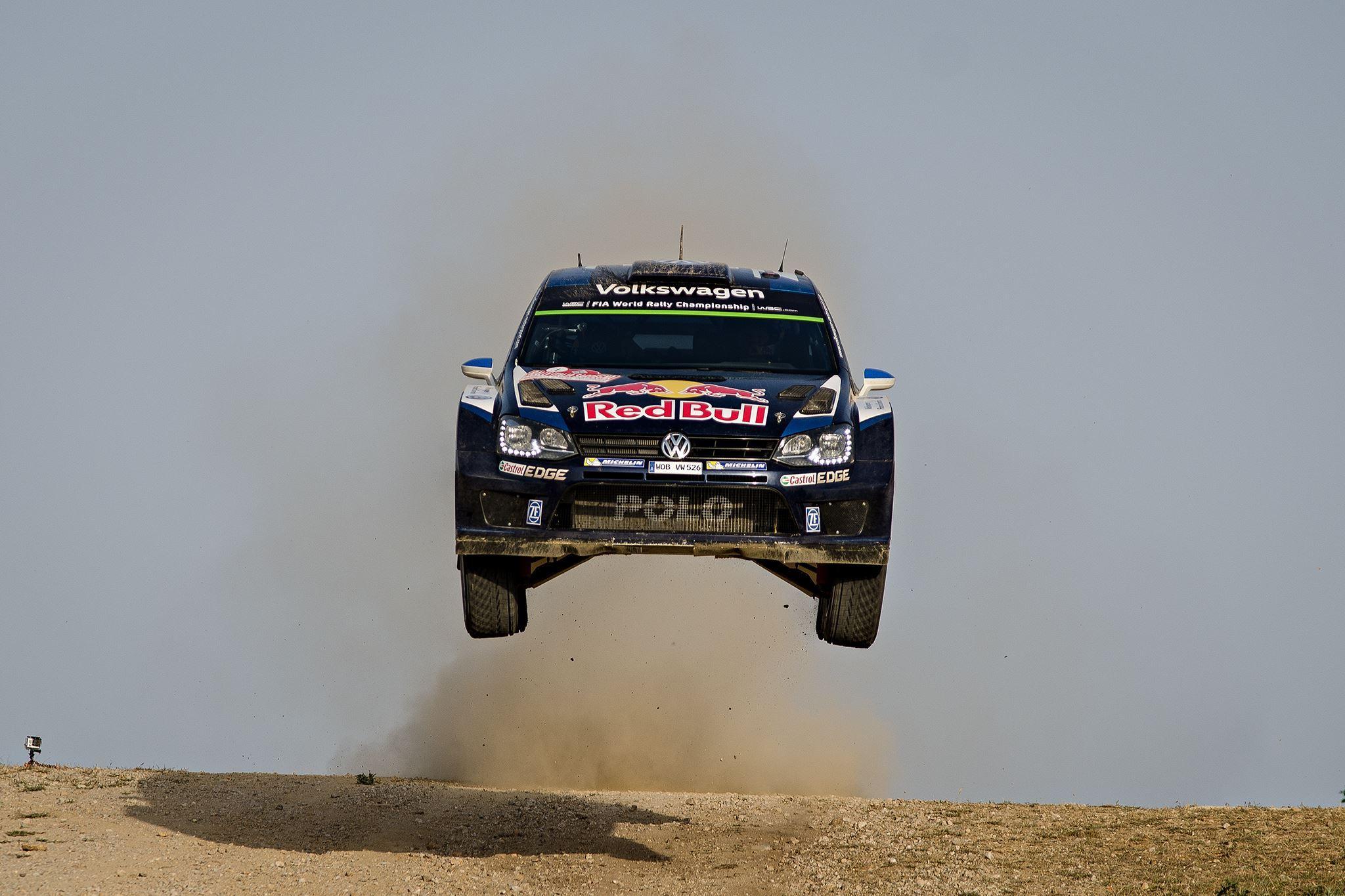 Sebastien Ogier_Julien Ingrassia_Volkswagen Polo WRC