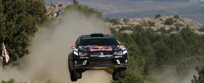 Car #2 J.-M. Latvala  M. Anttila (Volkswagen Polo R WRC) (2)