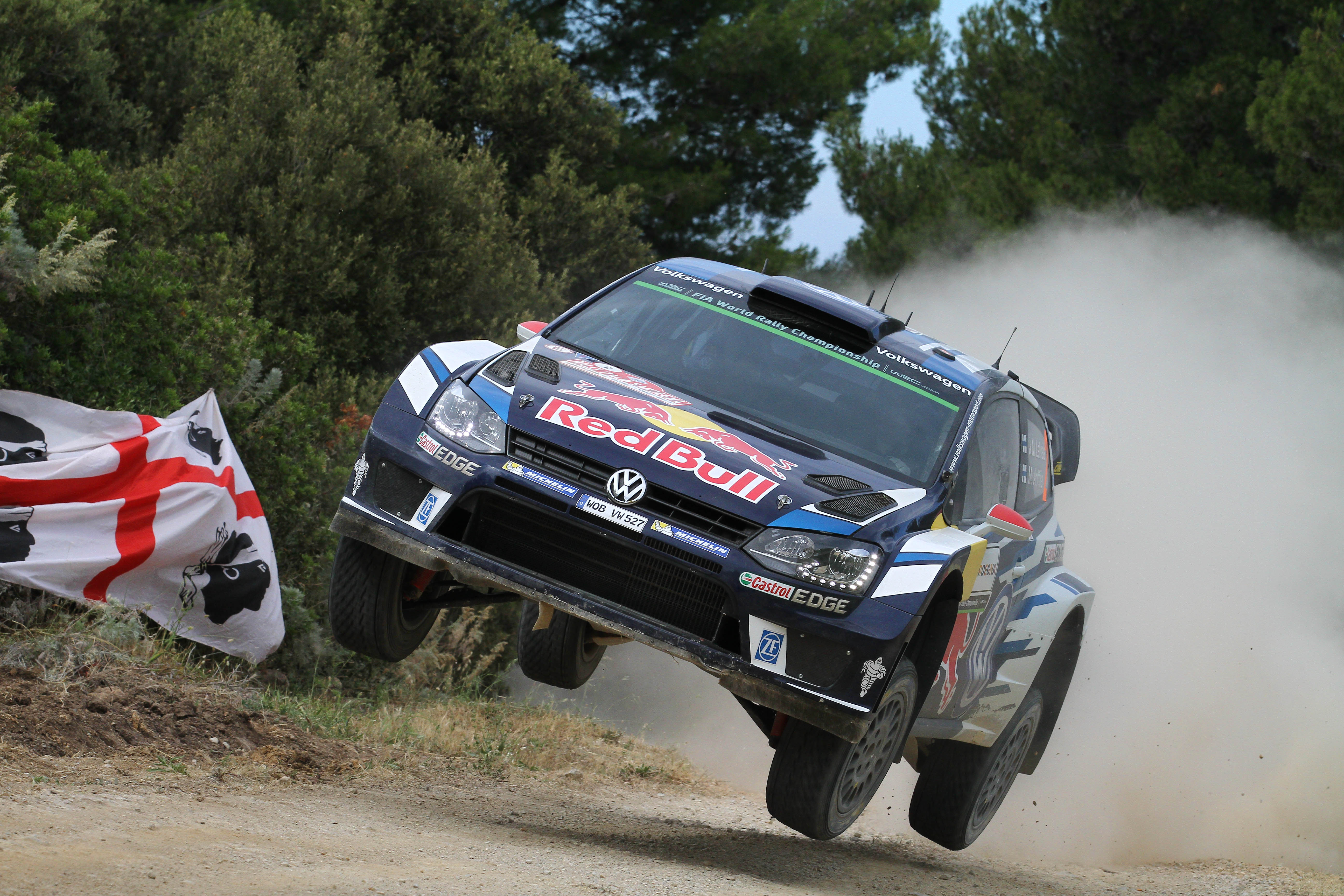 Car #2 J.-M. Latvala  M. Anttila (Volkswagen Polo R WRC) (8)