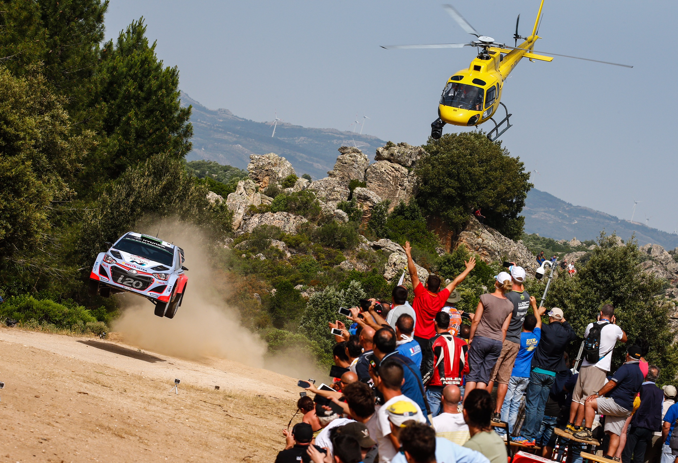 2015 World Rally Championship / Round 06 /  Rally d'Italia Sardinia // Worldwide Copyright: Hyundai Motorsport